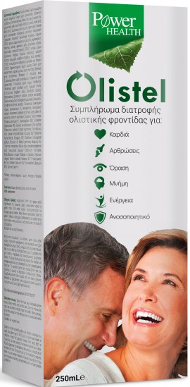 Power Health Olistel, Συμπλήρωμα Διατροφής Ολιστικής Φροντίδας 250 ml
