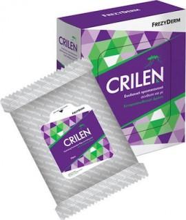 Frezyderm Crilen Wipes 20τμχ Εντομοαπωθητικά Μαντηλάκια