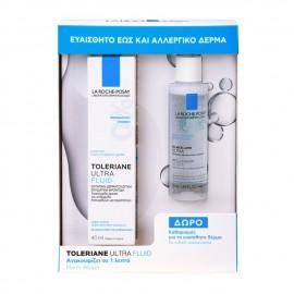 La Roche Posay Toleriane Ultra Fluid 40 ml & Δώρο Eau Micellaire Ultra 50 ml