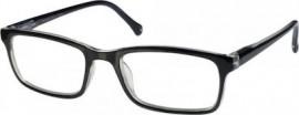 Eyelead Γυαλιά Διαβάσματος Unisex Χρώμα Μαύρο, με Κοκκάλινο Σκελετό E151
