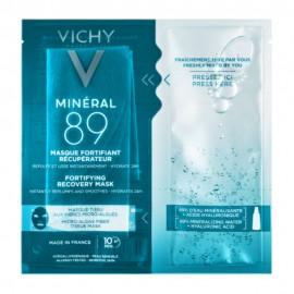 Vichy Mineral 89 Tissue Mask, Μάσκα Ενυδάτωσης 29gr