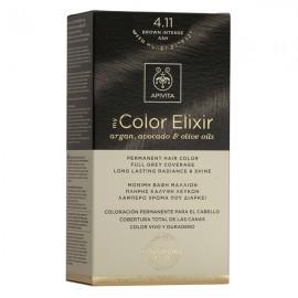Apivita My Color Elixir 4.20 Καστανό Βιολετί