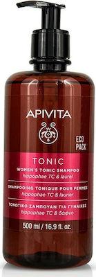 Apivita Womens Tonic Shampoo 500ml
