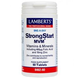 Lamberts StrongStart MVM, Για την Περίοδο της Εγκυμοσύνης και τον Θηλασμό 60tabs