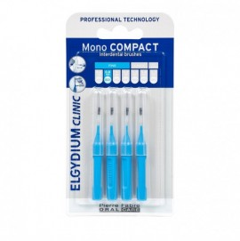 Elgydium Clinic Mono Compact 0.4 mm 4 brushes