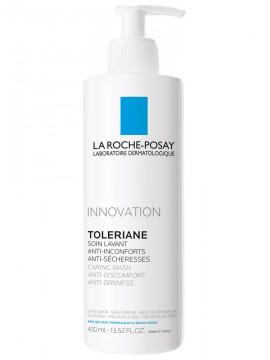 La Roche Posay Toleriane Innovation Caring Wash, Καθαρισμός Προσώπου για την Ευαίσθητη Επιδερμίδα 400ml