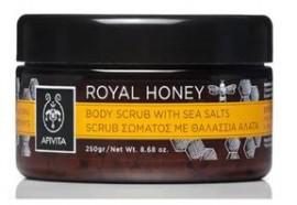 Apivita Royal Honey Body Scrub with Sea Salts - 200ml