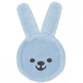MAM Oral Care Rabbit Γάντι Λαγουδάκι Καθαρισμού Στοματικής Κοιλότητας, για Βρέφη 0+ μηνών, 1 τεμάχιο