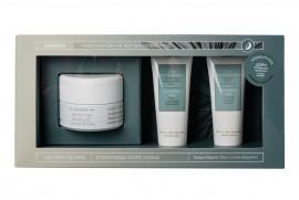 Korres Λευκή Πεύκη Κρέμα Νύχτας 40ml Ολοι οι τύποι δέρματος & ΔΩΡΟ Τσαϊ του Ολύμπου Γαλάκτωμα Καθαρισμού 3 σε 1 16ml & Αφρώδη Κρέμα Καθαρισμού 16ml