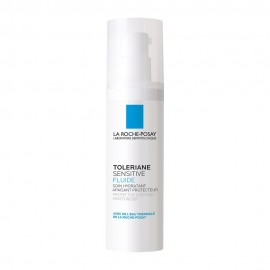 La Roche Posay Toleriane Sensitive Fluide, Λεπτόρρευστη Ενυδατική Κρέμα Προσώπου με Πρεβιοτικά 40ml