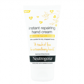 Neutrogena Instant Repairing Hand Cream With Shea Butter & Beeswax 75ml