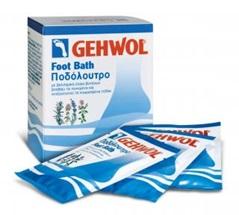 Gehwol Foot Bath, Ποδόλουτρο 200gr 10 Φακελάκια
