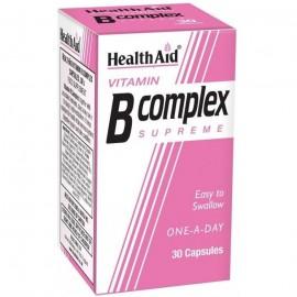 Health Aid Vitamin B Complex Supreme 30 caps
