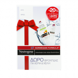 Neutrogena Nourishing Hand Cream with Nordic Berry 75ml -20% & ΔΩΡΟ Stick Χειλιών με Nordic Berry 4.9g