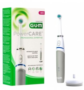 Gum PowerCare Rechargeable Electric Toothbrush - Επαναφορτιζόμενη Ηλεκτρική Οδοντόβουρτσα, 1 τεμάχιο