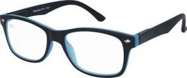 Eyelead Γυαλιά Διαβάσματος Unisex Μαύρο Μπλε Κοκκάλινα 0.75
