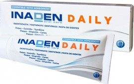 Inaden Daily Toothpaste Οδοντόκρεμα 75ml