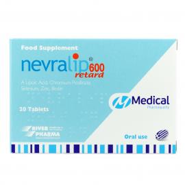 Medical Pharmaquality Nevralip 600 Retard 20tabs