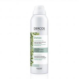Vichy Dercos Nutrients Detox Dry Shampooing Sec Ξηρό Σαμπουάν Χωρίς Λούσιμο 150ml