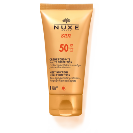 Nuxe Sun Creme Fondante Haute Protection visage SPF50 50 ml