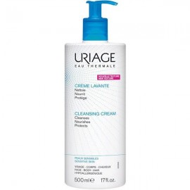 Uriage Cleansing Cream sensitive skin 500 ml
