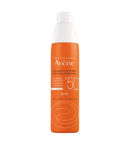Avene Soins Solaires Spray SPF50+ Αντηλιακό Σπρέι για Πρόσωπο/Σώμα 200ml