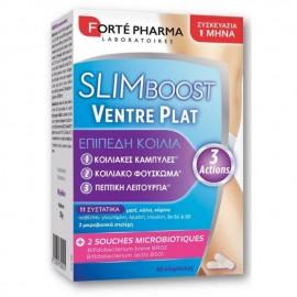 Forte Pharma Slimboost Ventre Plat 60 κάψουλες