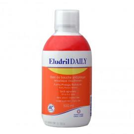 Elgydium Eludril Daily Στοματικό Διάλυμα 500ml