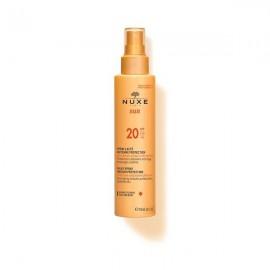 Nuxe Sun Spray Lacte Moyenne Protection SPF20 150 ml