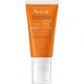 Avene Soins Solaires Anti-Age Αντηλιακή-Αντιγηραντική Κρέμα Προσώπου SPF50+, 50ml