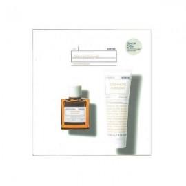 Korres Set Cashmere Kumquat Eau De Toilette 50 ml & Body Milk 125 ml