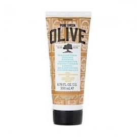 Korres Pure Greek Olive Μαλακτική Κρέμα Θρέψης Για Ξηρά Μαλλιά 200 ml