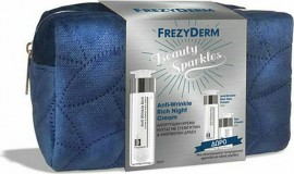 Frezyderm Promo Anti-Wrinkle Rich Night Cream 50ml με Δώρο Anti-Wrinkle Rich Day 15ml και Eye Cream 5ml σε Νεσεσέρ