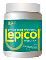 Lepicol, Φυτικές Ίνες - Προβιοτικά, 180gr