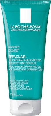 La Roche Posay Effaclar Micro Peeling Purifying Gel 200ml