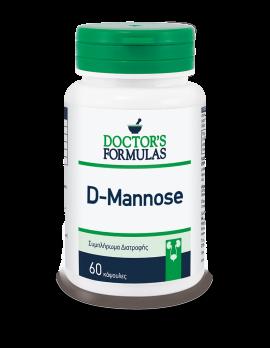 Doctors Formulas D-Mannose 60 caps