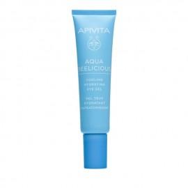 Apivita Aqua Beelicious Δροσιστικό Gel Ενυδάτωσης για τα Μάτια 15ml