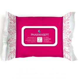 Pharmasept Tol Velvet Hygienic Wet Wipes, Μαντηλάκια για την Ευαίσθητη Περιοχή & Αιμορροϊδες 30 τεμ.