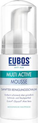 Eubos Active Mousse Mild Cleansing Foam 100ml
