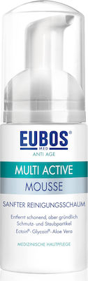 Eubos Active Mousse Mild Cleansing Foam 100ml