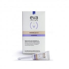 Intermed Eva Intima Restore Vaginal Gel pH 3.8 Disorders 5gr x 9τμχ