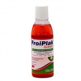 Froika Froiplak Homeo, Φθοριούχο Στοματικό Διάλυμα με Γεύση Μήλο-Κανέλα 250ml