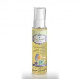 Pharmasept Baby Natural Oil Μασάζ Kαι Ενυδάτωσης 100ml