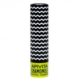 Apivita Lip Care Chamomille SPF15 - 4.4gr