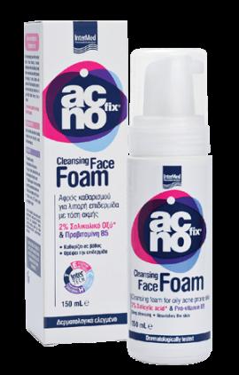 Intermed Acnofix Foam Αφρός Καθαρισμού Κατά της Ακμής 150ml