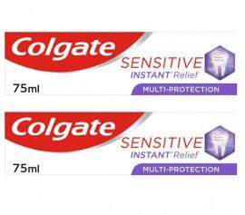 Colgate Promo 1+1 Sensitive Instant Relief Toothpaste 75ml+75ml