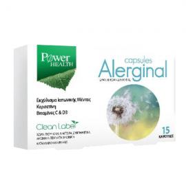 Power Health Alerginal Caps 15caps
