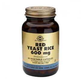 Solgar Red Yeast Rice Extract 600 mg 60 caps