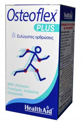HEALTH AID OSTEOFLEX PLUS (GLUCOSAMINE + CHONDROITIN+MSM) TABLETS 60S