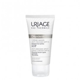 Uriage Depiderm Anti-Brown Spot Hand Cream SPF15 50 ml